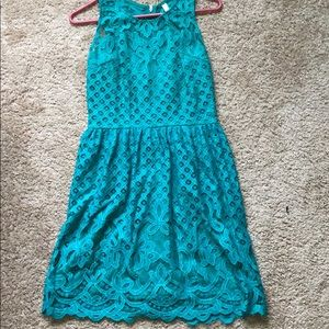 TEAL SUMMER DRESS / TARGET